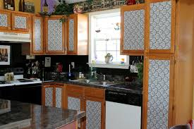 kitchen cabinet refurbishing ideas black portable kitchen island tags painted grey kitchen cabinets