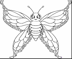 printable butterfly coloring pages butterfly color