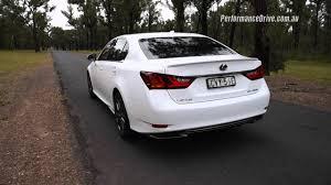 lexus gs 450h luxury line 2015 lexus gs 450h 0 100km h u0026 engine sound youtube