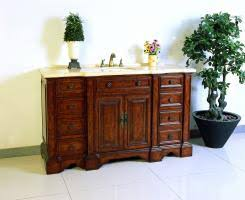 Bathroom Vanities 59 Inches Shop Bathroom Vanities 49 To 60 Inches Wide With Free Shipping