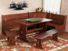 Kitchen Corner Table by Wood Kitchen Table With Bench Seating Designs Ideas Dining Bench