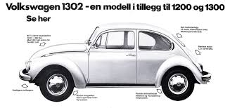 volkswagen beetle classic the vw super beetle went bigger when everything else was getting