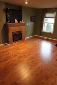 Installing Wood Floors On Concrete Photo Of Installing Wood Floors Over Tile Installing Engineered