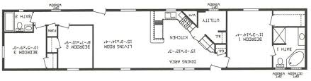 single home floor plans single wide mobile home floor plans 2 bedroom home design and idea