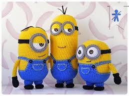 pattern ideas minion free crochet pattern collection all the best ideas