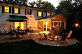 screen porch flooring options and considerations in columbus
