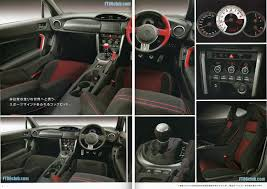 bugeye subaru interior fr s brz interior revealed in high resolution scion fr s forum