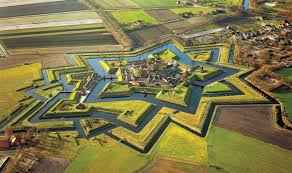 fortress siege bourtange netherlands built in 1593 during the eighty years war