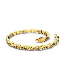 bracelet designs gold images Yellow gold 22k tisca gold bracelet jpg
