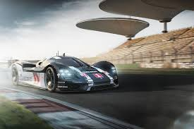 Porsche 908 04 Concept Is A Modern Interpretation Of A 1969 908 Lh