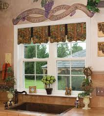 window treatments for kitchens treatments for tuscan kitchen windows tatertalltails designs
