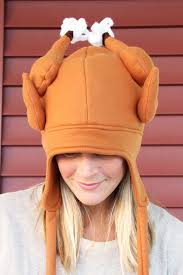 diy thanksgiving turkey hat with free pattern ehow