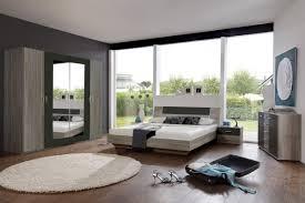 chambre adulte pas cher conforama chambre adulte complète coloris chêne gris et noir chambre
