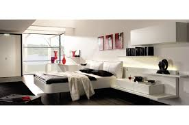 luxury bedroom suites decoration white faux leather upholstered