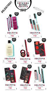 sephora black friday deal dealtopia sephora my top 8 beauty black friday picks