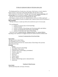Accounts Payable Resumes Free Samples by Types Of Lessons Used In Tech Ing English Homework Knowledge