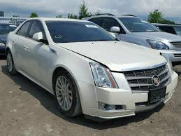 cadillac cts for sale toronto 2010 cadillac cts for sale on toronto salvage cars copart usa