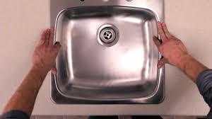 l evier de cuisine rona comment poser un évier de cuisine