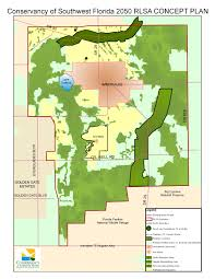 Map Of Southwest Fl Policy Eastern Collier Habitat Conservation Plan Conservancy