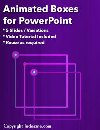 powerpoint animation animated box animated objects