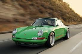 classic porsche models singer design porsche 911 classic