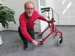 elder walker smart walkers for elderly with new technology sciencedaily