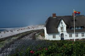 the german hamptons along the wind swept shores of sylt worldcrunch