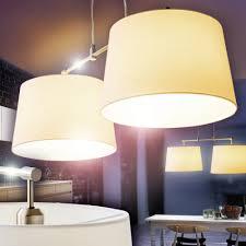 Pendelleuchten Esszimmer Ebay Hängelampe Stoff Weiß Pendelleuchte Esszimmer Leuchte Pendellampe