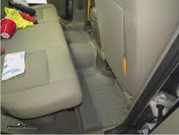 jeep liberty car mats weathertech 2nd row rear floor mat review 2005 jeep liberty