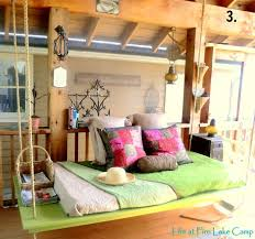 attractive hanging loft bed ana white easiest hanging daybed diy