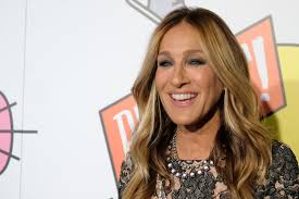 sarah jessica parker u0027s new bob is giving all the carrie bradshaw