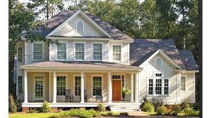 farm home plans highland farm southern living house plans
