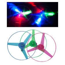 light up ufo flying disc wholesale
