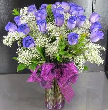 San Diego Flower Delivery Purple Rose Lady Products Local Florist In San Diego Ca Same