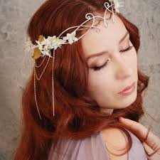 floral headdress best etsy floral headdress products on wanelo