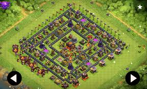 Coc Map Maps For Coc Th1 To Th12 2017 1 0 Apk Download Android