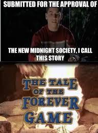 Afraid Meme - are you afraid of the dark meme forever game on bingememe