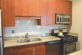 backsplash view easy to install kitchen backsplash on a budget