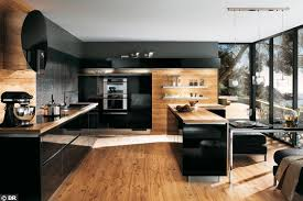 cuisine bois design cuisine design 31 modèles pour être pile dans la tendance lofts