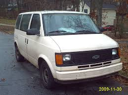 chevy tracker 1990 1990 chevrolet astro information and photos momentcar