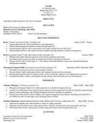 Police Officer Resume Sample by The 25 Best Probation Officer Ideas On Pinterest Police Careers