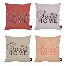 Home Decor Cushions Home Sweet Home Home Decor Cushion
