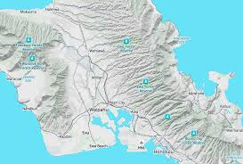 Point Lobos State Reserve Map by Walkabout Map Style Mapzen