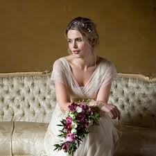 Vintage Style Wedding Dresses Romantic Vintage Wedding Dresses From Sally Lacock Chic Vintage