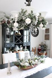 decorating a dining room christmas kitchen decorating ideas clean and scentsible