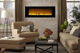 Electric Fireplaces Amazon by In Wall Electric Fireplace Binhminh Decoration
