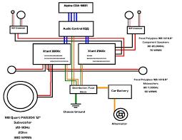 wiring diagrams alternator wiring kit alternator to battery