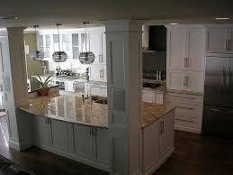 best 25 kitchen island pillar ideas on pinterest short kitchen
