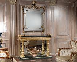 Empire Style Interior The Classic Console Of Luxury Furniture