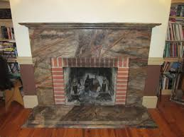 Granite Tile Fireplace Surround Granite Slab For Fireplace Hearth Adhesive Surround Marble Ideas